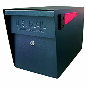 5. MailBoss Epoch 7106 Locking Mailbox