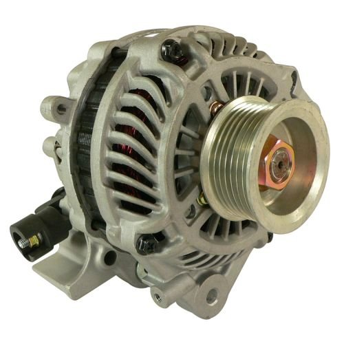DB Electrical AMT0187 New Alternator For Honda Civic 1.8L 1.8 06 07 08 09 10 11 2006 2007 2008 2009 2010 2011 Ahga67 A2TC1391 31100-RNA-A01 31100-RNA-A012-M2 400-48050 11176 1-3016-01MI ()