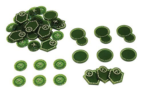 Privateer Press Mercenaries Token Set Miniature Game PIP91121