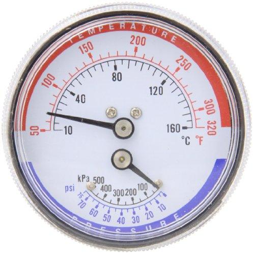boiler water temperature gauge - 6