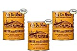 Cafe Du Monde Coffee with Chicory, 15-Ounce (Pack of 2) (3 Pack)