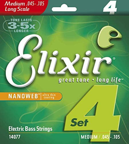 Elixir Strings 4 String NANOWEB 045 105 product image