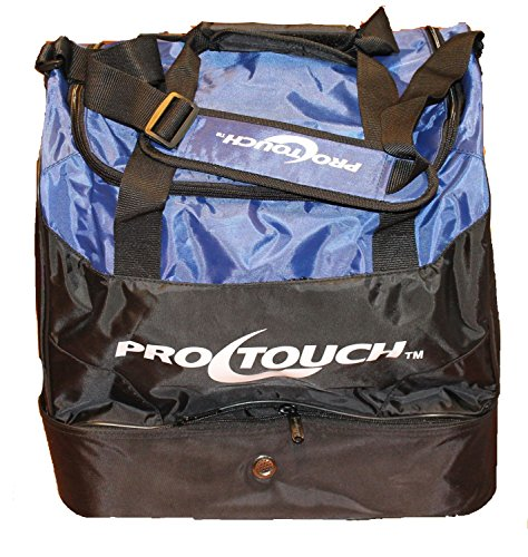 PRO TOUCH Sporttasche Pro Bag Sr. Club-Line Schwarz/ Blau-onesize