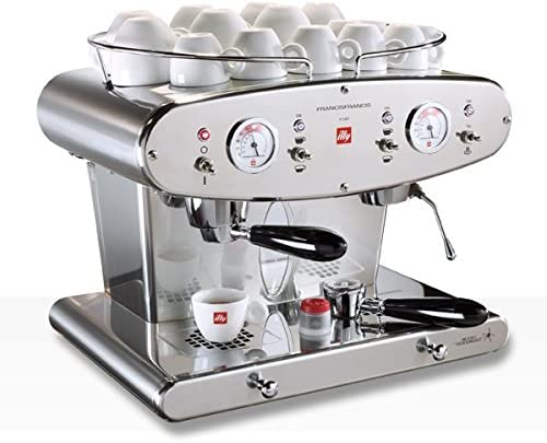 illy FrancisFrancis! X2.2 Twin Group Iperespresso Professional ...