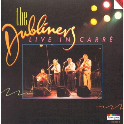 THE DUBLINERS-Live In Carre Amsterdam-CD by Polydor