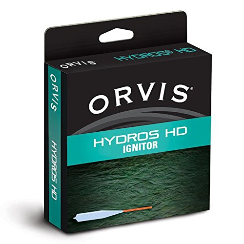 Orvis Hydros Hd Ignitor, Wf 8 Review