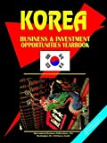 Korea South Investment and Business Opport, Usa Ibp, 0739712888