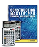 Construction Master Pro Calculator and Workbook Study Guide, Office Central