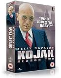 kojak season 2 dvd Italian Import