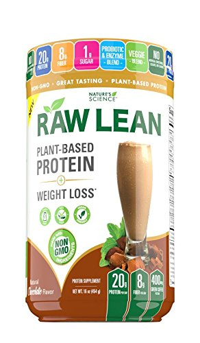 Nature S Science Raw Lean