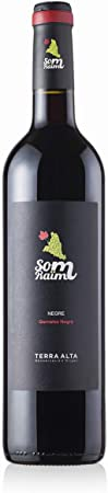 Vino tinto - Som Raïm negre - Garnacha negra - DO Terra Alta - 6 botellas x 750 ml