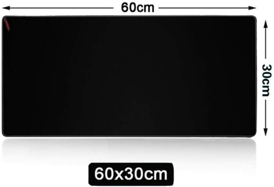 Ningc Tapis de souris Gaming Large Tapis de souris Tapis de souris Gamer Big Tapis de souris Ordinateur Surface en caoutchouc Surface antid/érapante pour clavier Tapis de table de jeu 600 x 300 x 2 mm