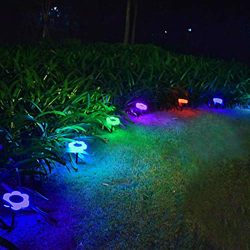 10 Colour Changing Led Lights Decking in US - 6