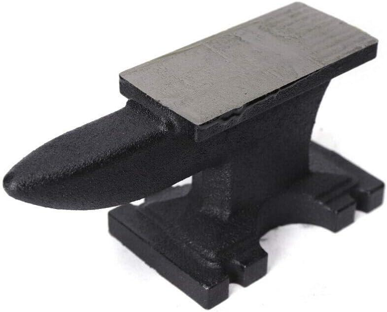 hierro fundido resistente yunque forja herramienta portátil joyero (25KG/55LB)