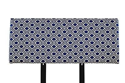 MJL Furniture Designs Alice Collection Upholstered Bedroom Headboard