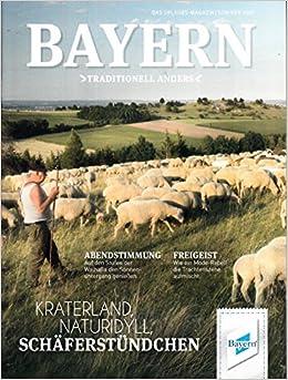 Bayern Urlaubsmagazin Sommer 2017 Kraterland Schäfer Zeitschrift
