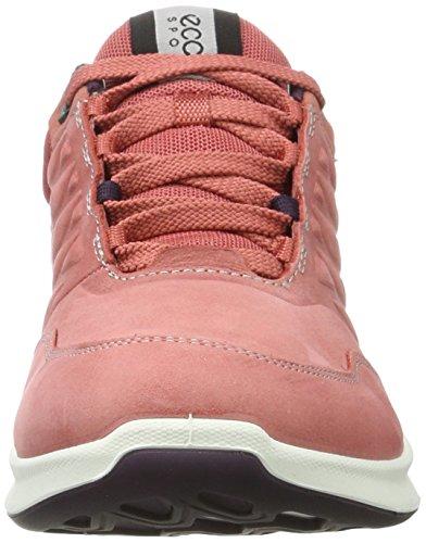Ecco de para Rosato Mujer Rosa Deporte Zapatillas Exterior Exceed rzw6xr