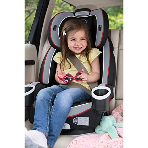 graco 4ever all in one convertible car seat cougar import it all. Black Bedroom Furniture Sets. Home Design Ideas