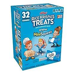 Rice Krispies Original, Mini-Squares Cri...