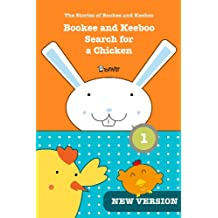 Bookee and Keeboo search for a chicken: The stories of Bookee and Keeboo (TopTapTip)