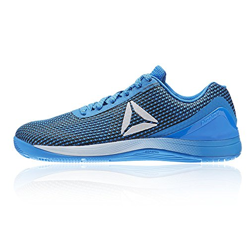 0 Trainers Reebok 7 Blue White Crossfit Nano Bd2833s Men's qrvgpTvw7