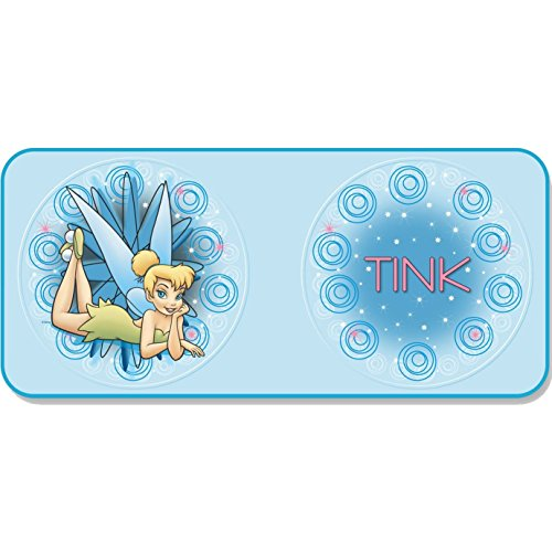 Universal Fit Spring Auto Sun Shade - Dinsey Tinker Bell Pixie Power
