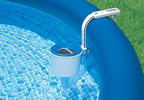 Above Ground Pool Deluxe Wall Mount Automatic Skimmer Import It All