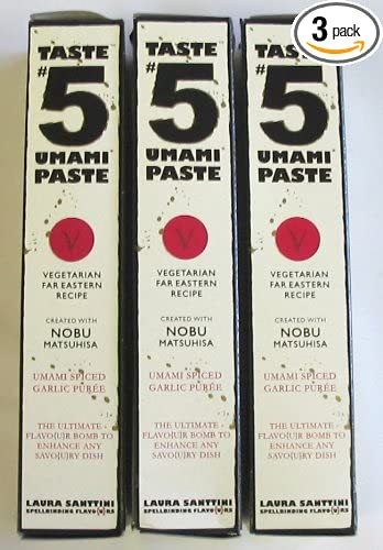 Taste #5 Umami Paste Nobu Far East Recipe 3-Pack