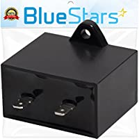 Ultra Durable 5304464438 Run Capacitor Replacement Part by Blue Stars – Exact Fit For Frigidaire & Kenmore Refrigerators – Replaces 216236200 218909913 218909901 216236300 AP4315853