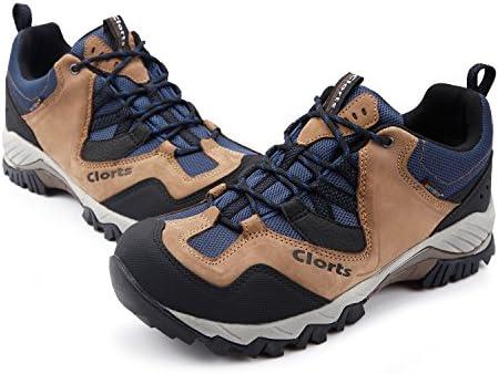 トレッキングシューズ 登山靴 防水 軽量 ウォーキングシューズ ローカット 男女兼用 アウトドア ハイキング 滑りにくい スニーカー おしゃれ クッション性/吸汗/通気性 ブラン 25.5CM