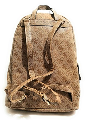 à au Guess dos main porté pour Sac femme Medium marron wq55IT
