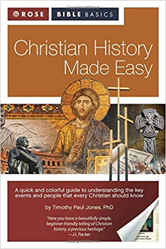 Christian History Made Easy (Rose Bible Basics): Timothy
