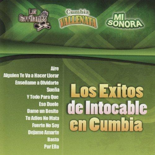 ... Los Éxitos de Intocable en Cumbia