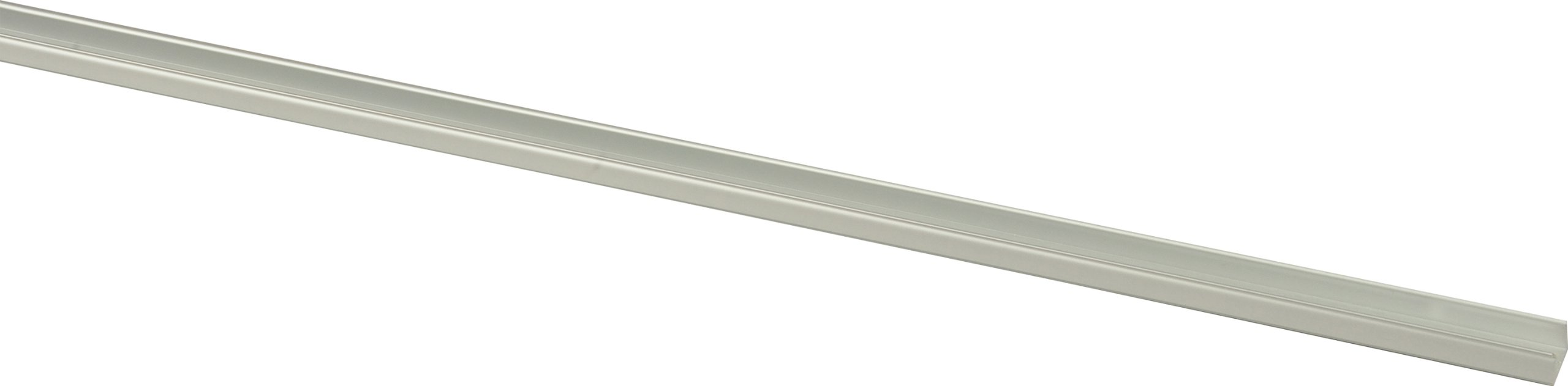 Maxim 53373 StarStrand 60'' Aluminum Channel, Glass, Bulb , 40W Max., Dry Safety Rating, Shade Material, Rated Lumens
