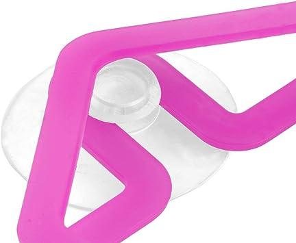 1 pezzo di plastica spugna portaoggetti non pieghevole conveniente porta spugna da cucina lavello aspirapolvere piatto portasciugamani contenitore casuale