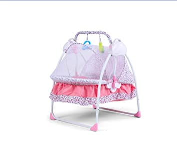 a853fd17f0df Amazon.com  Baby cot - Electric Shaker