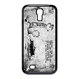 Printed Cover Protector Samsung Galaxy S4 I9500 Cell Phone Case Calvin And Hobbes Fsggn Unique Design Cases
