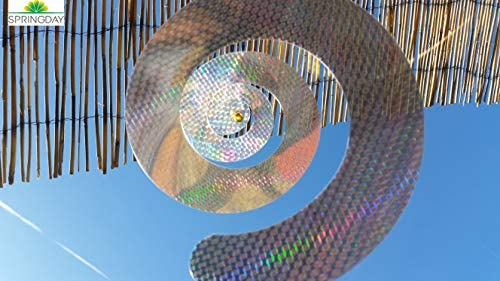 Springday - 4 Grandes espirales holográficas para ahuyentar ...