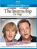 The Internship / Le stage (Bilingual) [Blu-ray + DVD + Digital Copy]