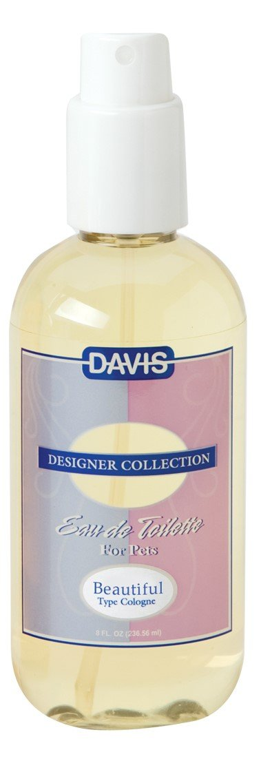 Davis Beautiful Type Designer Pet Cologne, 8 oz