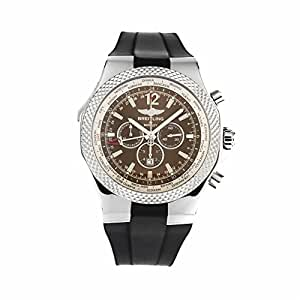Breitling Bentley GMT Chronograph swiss-automatic mens Watch A4736212/Q554 (Certified Pre-owned)