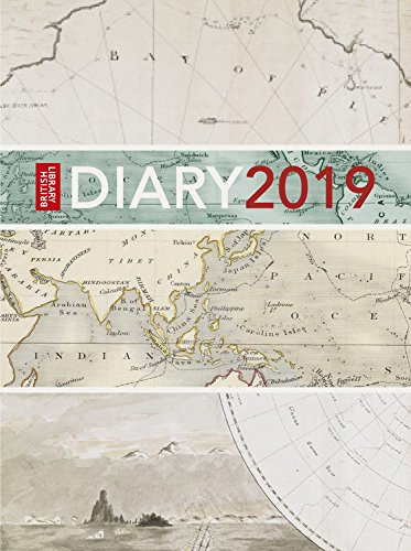 British Library Desk Diary 2019 ()
