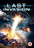 The Last Invasion ( Invasion Roswell ) [ NON-USA FORMAT, PAL, Reg.2 Import - United Kingdom ]