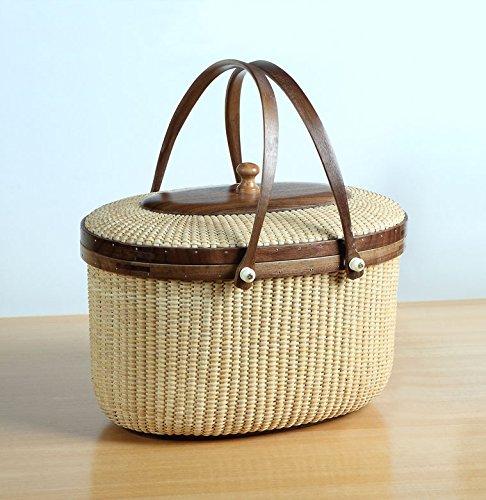 Nantucket Baskets,picnic baskets