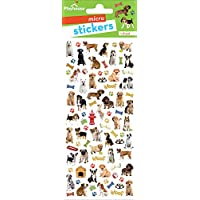 Playhouse Dog Buddies Sticker Sheets for Arts, Crafts & Collecting