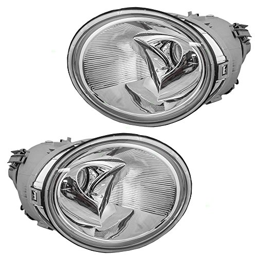 03 vw beetle headlight assembly - 6
