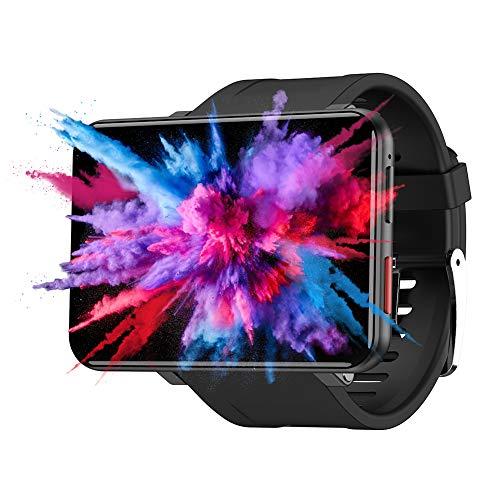 Famyfamy LEMFO LEM4 4G Smart Watch Phone Support GPS SIM Card MP4 Bluetooth WiFi Smartwatch Supper Big Screen Battery…