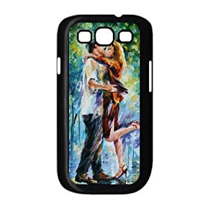 LZHCASE Diy Back Case The Kiss For Samsung Galaxy S3 i9300 [Pattern-1]