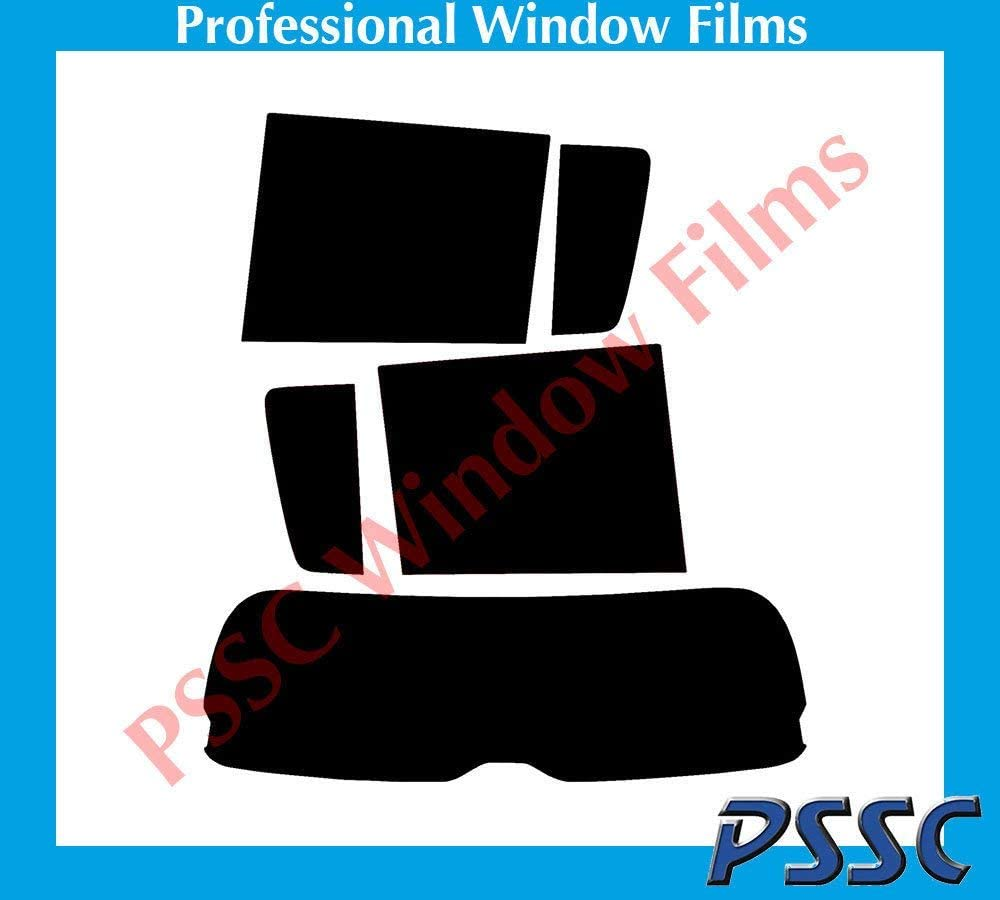 PSSC Pre Cut Rear Car Window Films for BMW 1 Series 5 Door Hatchback 2004-2012 20/% Dark Tint