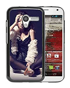 Beautiful Girl Cover Case For Motorola Moto X With Asian Model Girl Mobile Wallpaper Phone Case